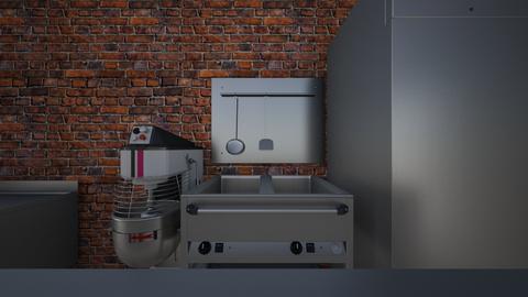 Bistro Italiano - Vintage - Kitchen - by CheyLynn2000