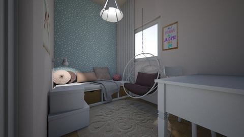 Noa room - by oritjab