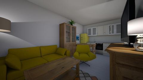 memme elutuba 1 - Dining room - by railin