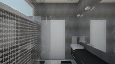 23 - Modern - Bathroom - by Debora Cris