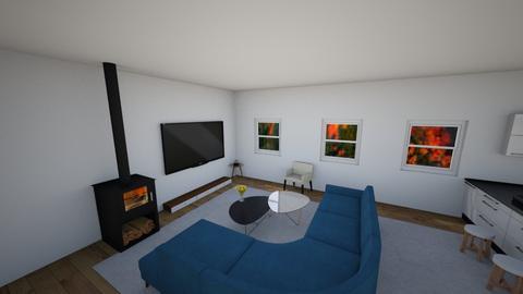canada - Living room - by oriane dfn
