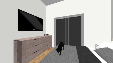 maison 3 - Living room - by CaroFr