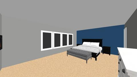 Master Bedroom - Bedroom - by bcvrn4