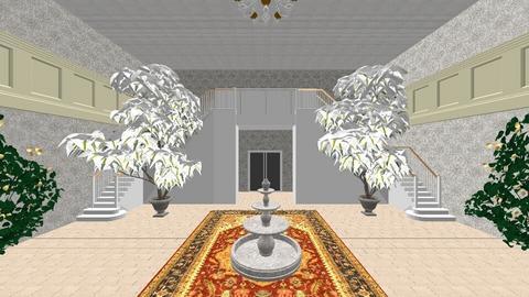 Foyer - by FlamingAura5