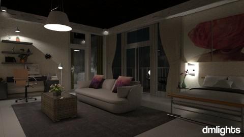 Bed APT - Modern - Bedroom - by DMLights-user-1347177