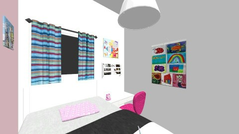 nova - Kids room - by tinapicina