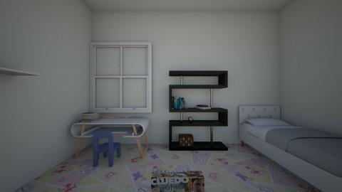 My Kid Room - Retro - Kids room - by 25megank