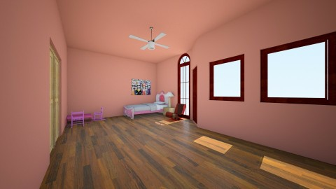 dream house - Eclectic - Bedroom - by James Ward_288