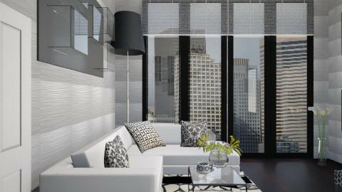 Tv room - Living room - by sasalex88