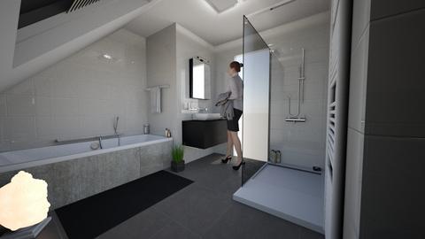 Badkamer KG Klusdienst - Bathroom - by josken123