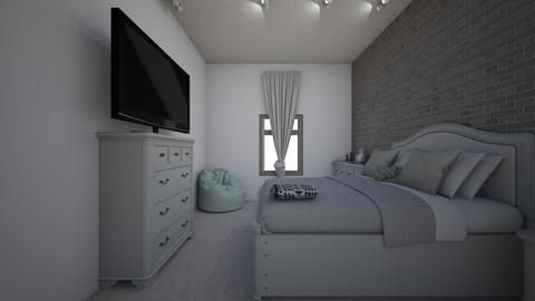 dorm room and apartment  - Modern - Bedroom - by jade1111