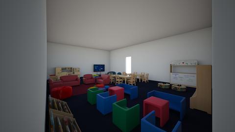 dream center classroom  - by VFYRNQLXCVUXQVXTLBVQKQQDBNUXBJP