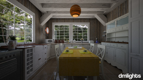 Roberta - Kitchen - by Roberta Bela