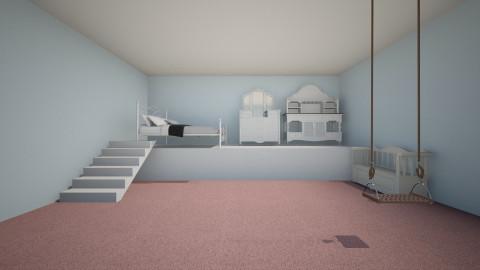 sketch - Bedroom - by lopperdoodle
