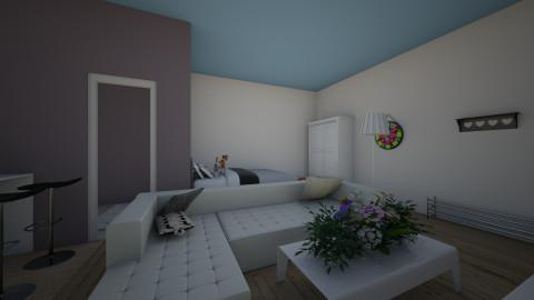 jednosoban stan - Modern - by Rebenksa