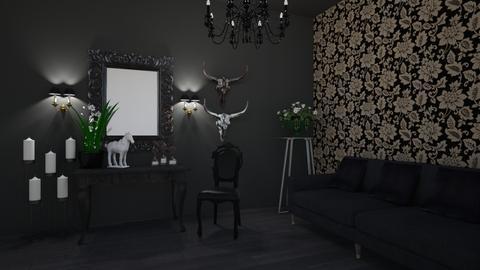 star - Living room - by lyub