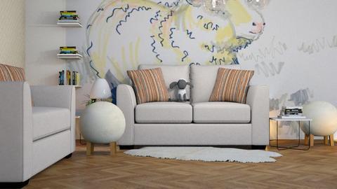 6544 - Living room - by BortikZemec