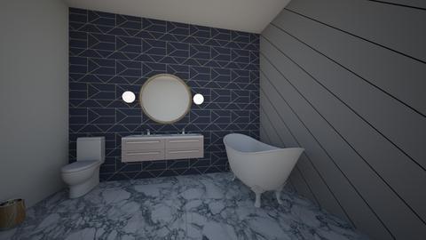Working progress - Bathroom - by MOINTERIORS