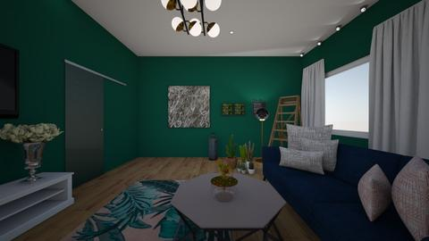 pp - Living room - by kxw