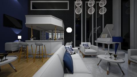 Bar - Modern - by XiraFizade