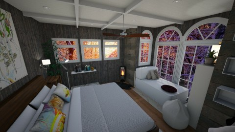 Cozy Cabin 3 - by AkhiaStyle