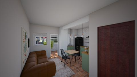 BHapc oteer - Kitchen - by jupitervasconcelos