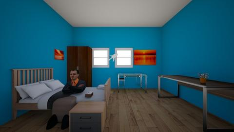 my cool bedroom - Classic - by cold3