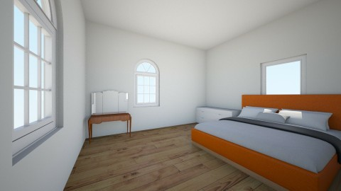 broom - Bedroom - by DTohe001