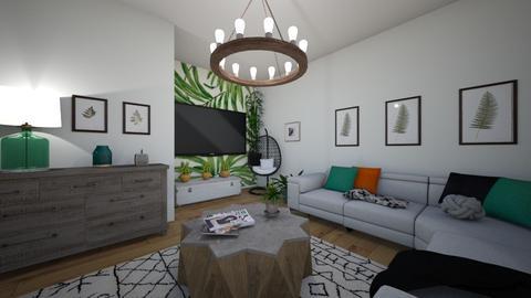 plantlivin - Living room - by dena15
