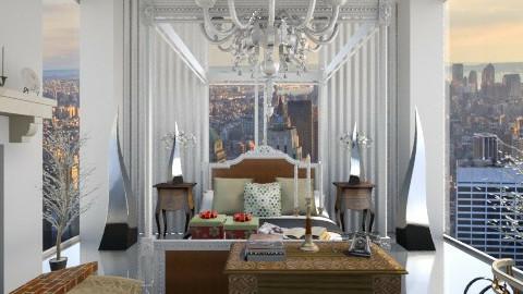 Sex n City Room - Modern - Bedroom - by xx_cordelia_xx