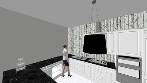 Savannah Kitchen - Kitchen - by ambervillegas