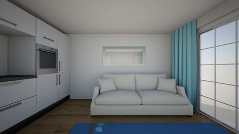 Annex Floor plan - Modern - Living room - by laurencejacobs