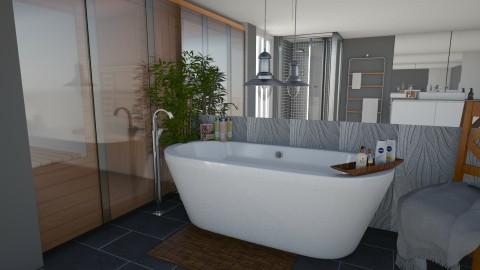Bath Zone - Country - Bathroom - by carina68