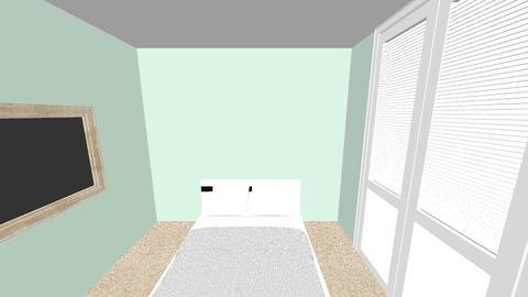 Bedroom Paint - Bedroom - by ApartmentNew
