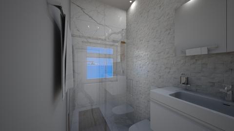 small room - Bedroom - by Cristiane Lichotto