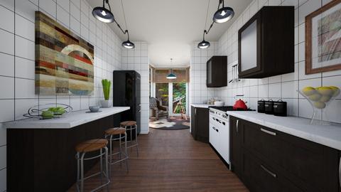 80monkey kitchen - Kitchen - by 80monkey
