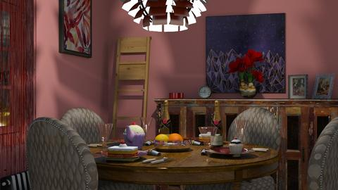 to make my monday better - Classic - Dining room - by zayneb_17