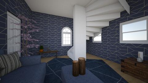 Classic Living Room - Classic - Living room - by Megumi Fairay