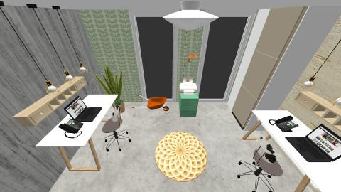 Office Fenixloft  - Retro - Office - by JamboInterieur