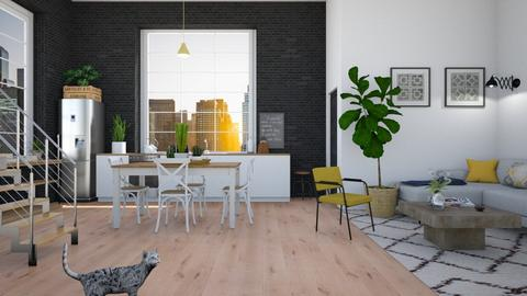 Remix - Living room - by lovedsign