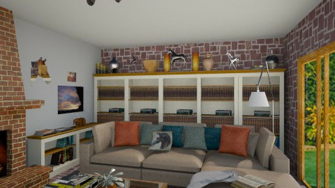 Personalized Wiltshire - Living room - by Decorator1900