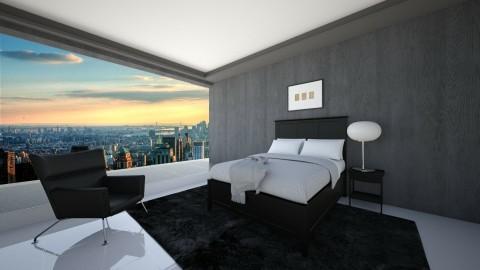 Minimal - Minimal - Bedroom - by nevenadesko