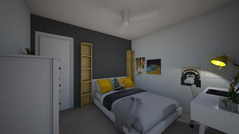 Switch Bedroom - Bedroom - by elizabeth_gr00