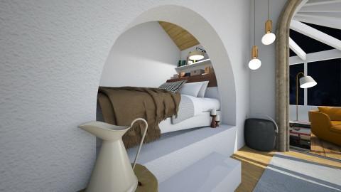 Goodnight  - Rustic - Bedroom - by Tree Nut