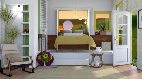 Summer Stowaway  - Modern - Bedroom - by Jessica Fox