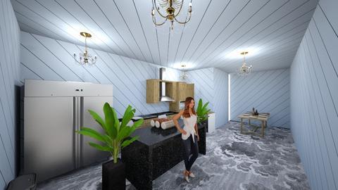 paradice - Kitchen - by spbature