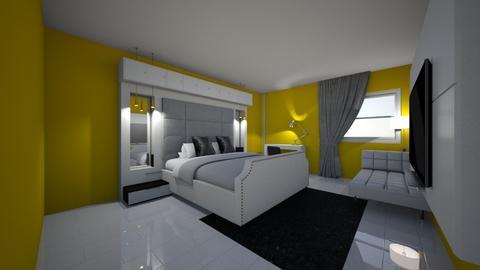 CHIMA masters bedroom - Bedroom - by jfx