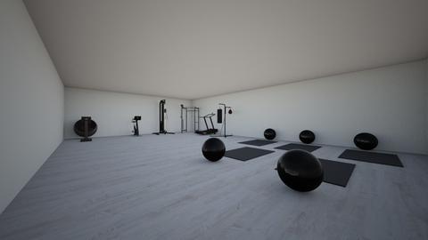 gym - by katiexxxx
