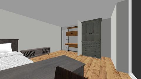 bedroom 1 - Bedroom - by enou321