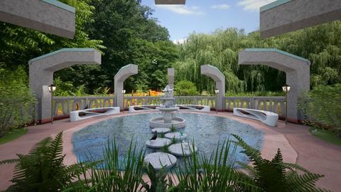 M_Park - Garden - by milyca8
